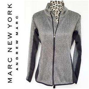 Marc New York Performance Herringbone Jacket